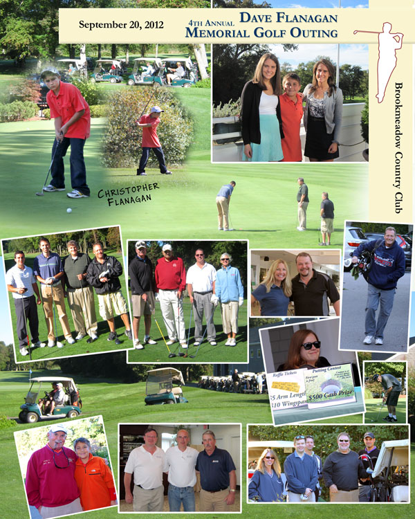 2012 Golf Montage