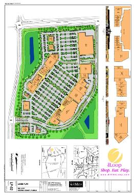 Loop Site Plan