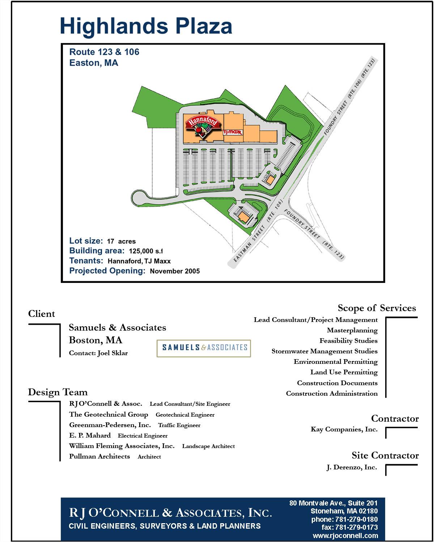 Easton Highlands Plaza