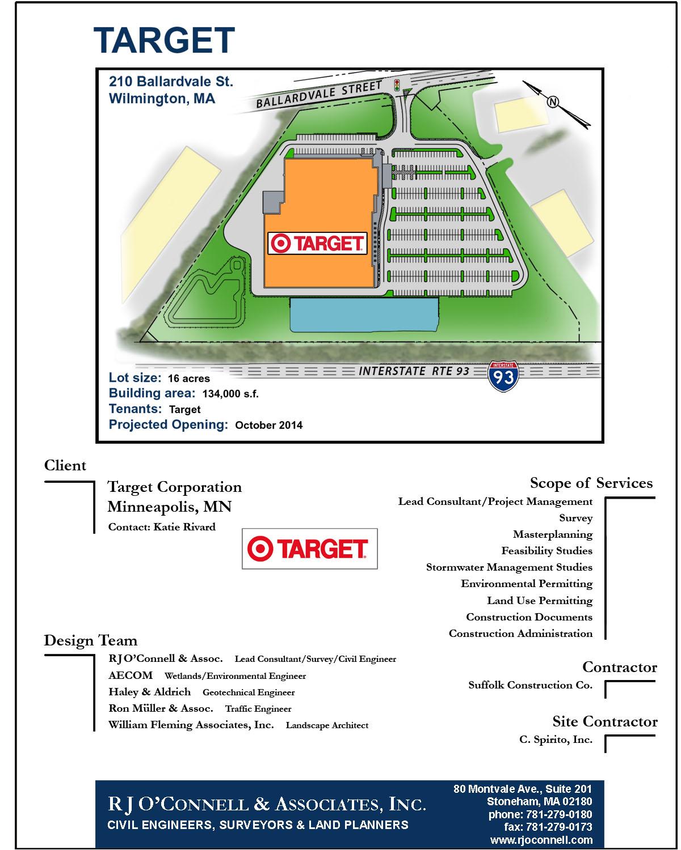 Wilmington target