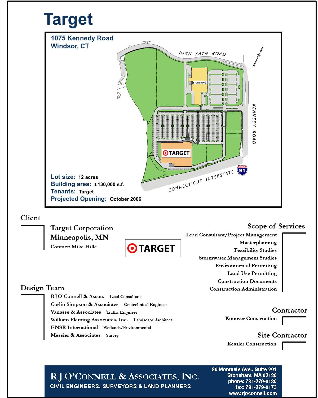Windsor Target