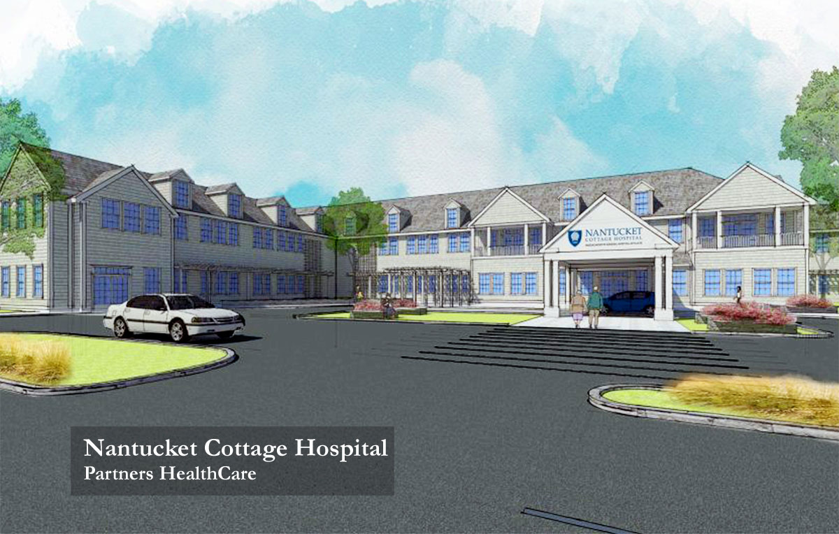 Nantucket Cottage Hospital - Nantucket, MA